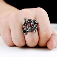 Кольцо со змеями B-RT052
