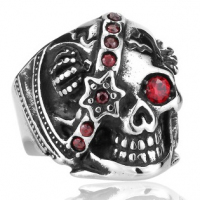 Кольцо череп RRMT099