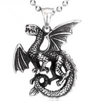 Кулон дракон B-PT015