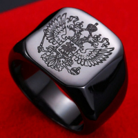 Печатка с гербом России B-RT777-4