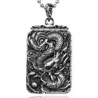 Кулон с драконом BVPT005
