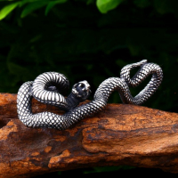 Кулон Змея BVPT063