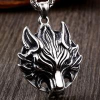 Кулон Волк BVPT068