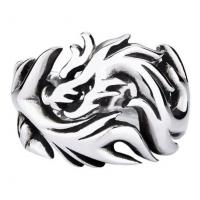 Кольцо дракон BVRT019