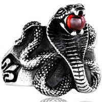 Кольцо кобра BVRT038