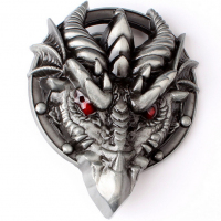 Пряжка Дракон MBS033