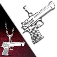 Кулон пистолет PPCS776