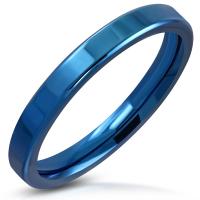 Кольцо синее RRRR364