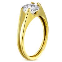 Кольцо женское RZRC273