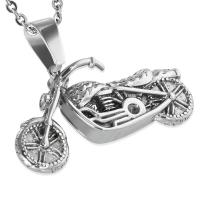Кулон мотоцикл PPOK262