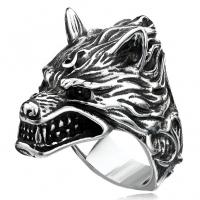 Кольцо Волк B-RT117