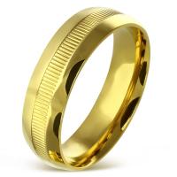 Кольцо позолоченное RERG030
