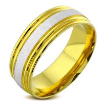 Кольцо позолоченное RLRC455