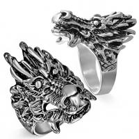 Кольцо дракон RRMT262
